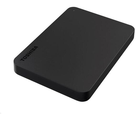 TOSHIBA HDD CANVIO BASICS 2TB
