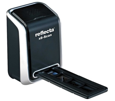 Reflecta x8-Scan filmový skener + DOPRAVA ZDARMA