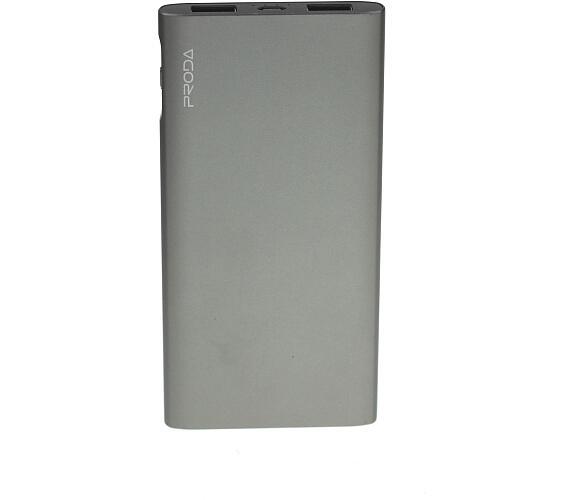 Power bank 10.000mAh,REMAX PPP-13 Proda,šedá (AA-1252)