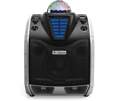 iDANCE XD-200/ BT repro/ 100W/ Disco ball/ LED/ USB + DOPRAVA ZDARMA