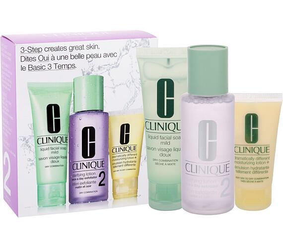 Clinique 3-Step Skin Care 2