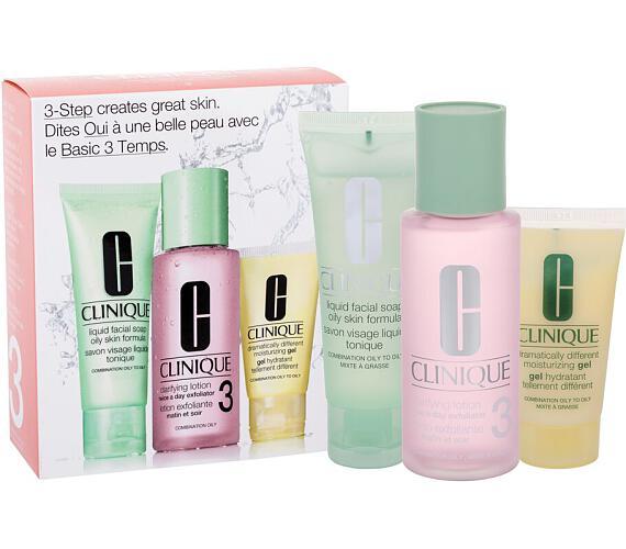 Clinique 3-Step Skin Care 3