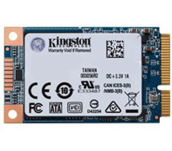 Kingston 240GB SSDNow UV500 mSATA (R 520MB/s; W 500MB/s) (SUV500MS/240G)