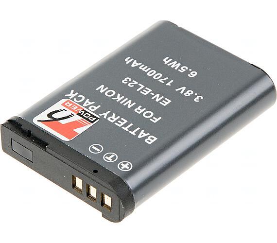 Baterie T6 power Nikon EN-EL23