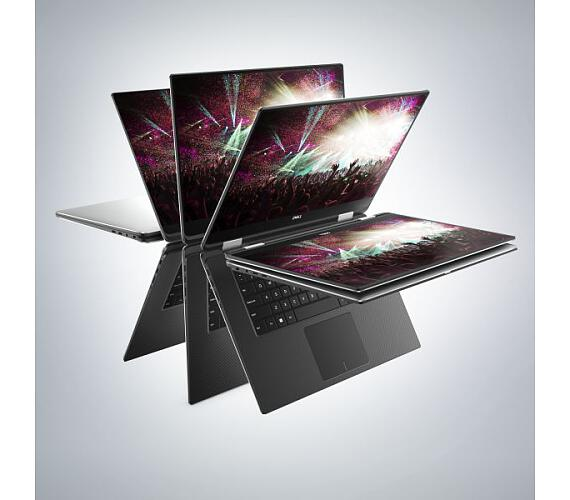 "DELL XPS 15 9575 2v1/i7-8705G/16GB/512GB SSD/4GB ATI Vega 870/15.6"" UHD Touch/Win 10 64bit MUI/Silver/FPR (TN-9575-N2-712S) + DOPRAVA ZDARMA"