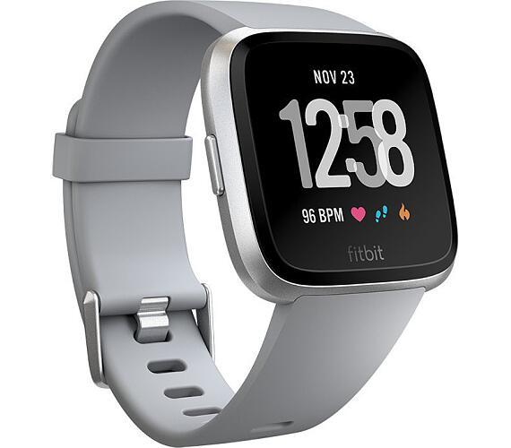 Fitbit Versa - Gray / Silver Aluminum (FB505SRGY-EU)