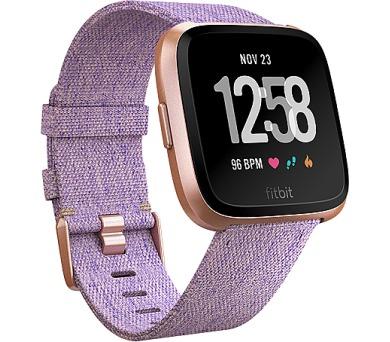 Fitbit Versa - Lavender Woven (FB505RGLV-EU)