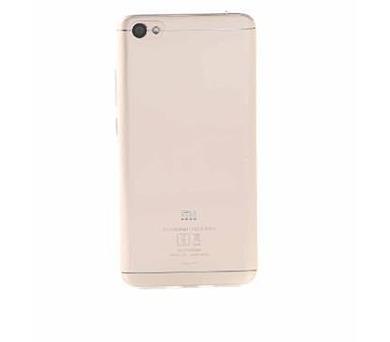 Xiaomi NYE5684GL Original TPU pouzdro Transparent pro Redmi Note 5A