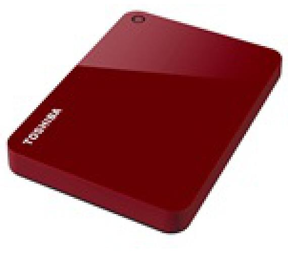 TOSHIBA HDD CANVIO ADVANCE 1TB