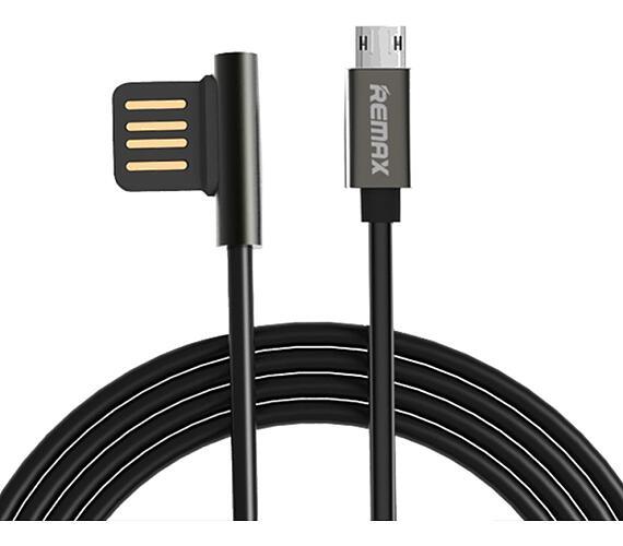 Remax RC-075m datový kabel Micro USB,černý (AA-7074)