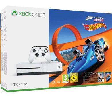 XBOX ONE S - 1TB + Forza Horizon 3 (234-00271)