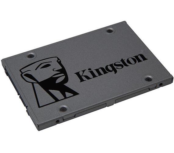 """Kingston Flash 480GB SSDNOW UV500 SATA3 2.5"""" (SUV500/480G)"""