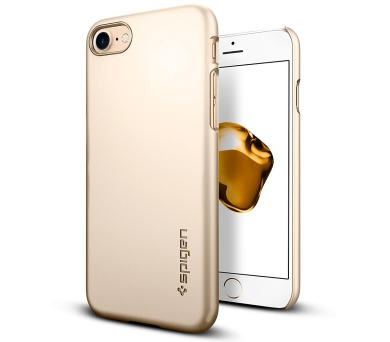 SPIGEN Thin Fit PRO APPLE IPHONE 7 - CHAMPAGNE GOLD