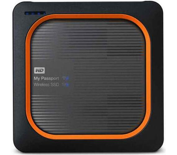 WD My Passport Wireless SSD 500GB Ext. USB3.0 + DOPRAVA ZDARMA