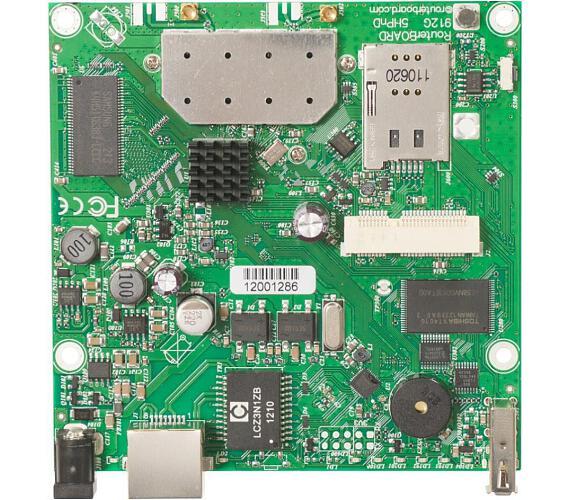 Mikrotik RB912UAG-5HPnD 600MHz
