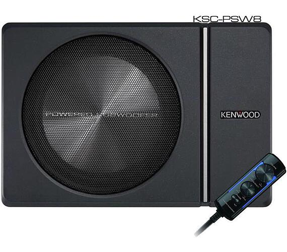 Kenwood KSC-PSW8 + DOPRAVA ZDARMA