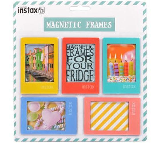Fujifilm INSTAX Magnetický rámeček syté barvy (70100132651)