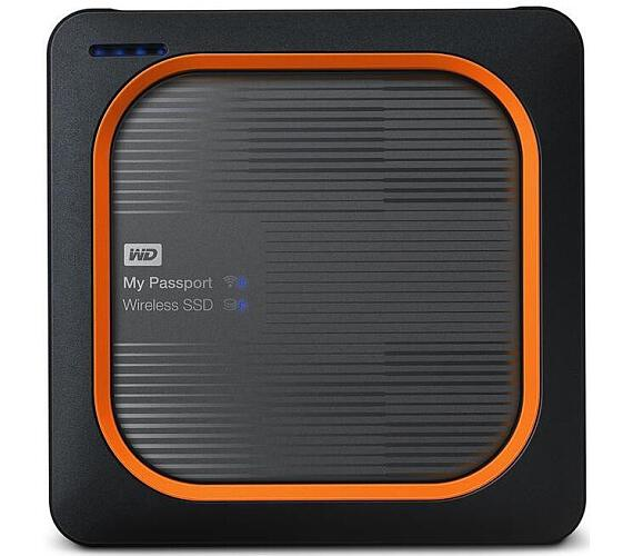 WD My Passport Wireless SSD 250GB Ext. USB3.0