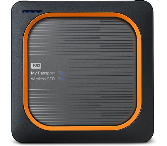 Ext. SSD WD My Passport Wireless 2TB USB3.0 SD (WDBAMJ0020BGY-EESN) + DOPRAVA ZDARMA