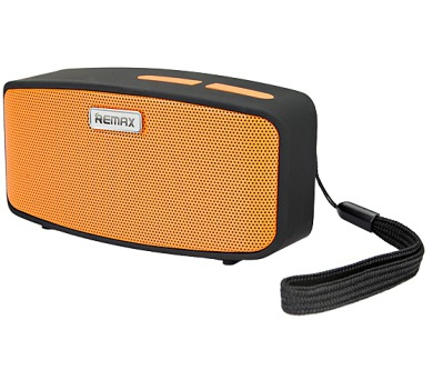 Remax RM-M1 Bluetooth reproduktor oranžový (AA-1195)
