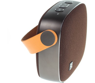 Remax RB-M6 Bluetooth reproduktor hnědý (AA-1192)