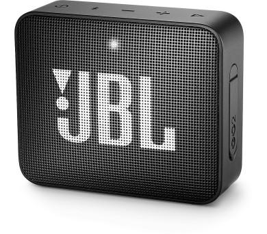 JBL GO2 Black + DOPRAVA ZDARMA