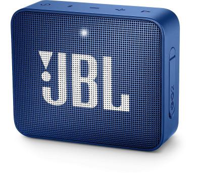 JBL GO2 Blue + DOPRAVA ZDARMA
