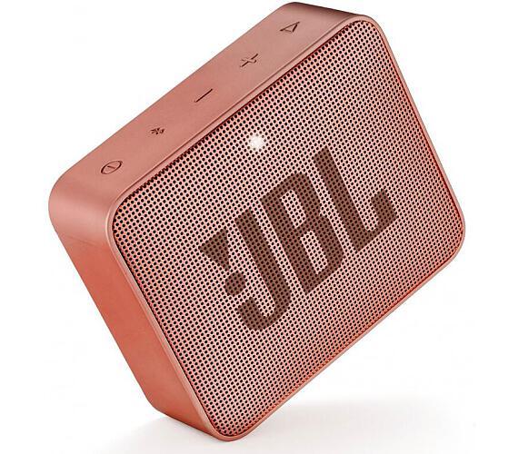 JBL GO2 Cinnamon + DOPRAVA ZDARMA
