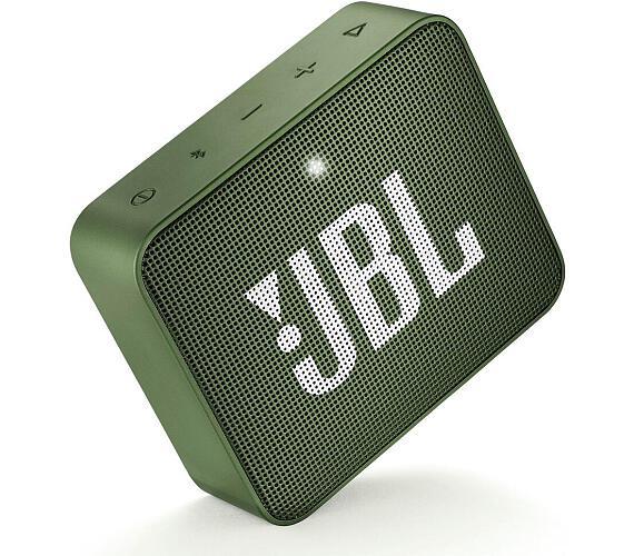 JBL GO2 Green + DOPRAVA ZDARMA