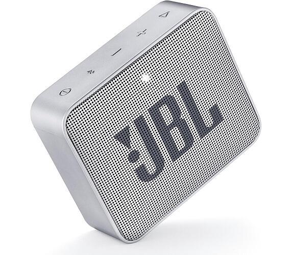 JBL GO2 Grey + DOPRAVA ZDARMA