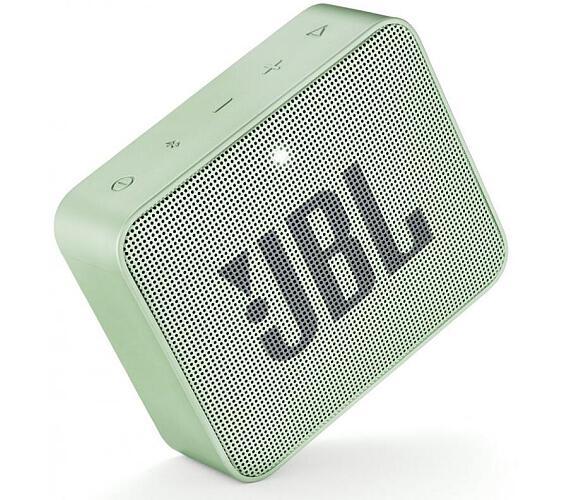 JBL GO2 Mint + DOPRAVA ZDARMA