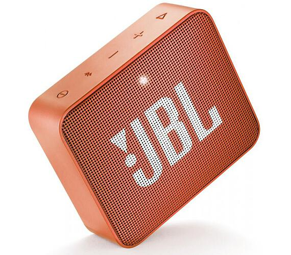 JBL GO2 Orange + DOPRAVA ZDARMA