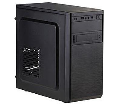Akyga PC skříň micro ATX 2xUSB 3.0 (AK17BK)