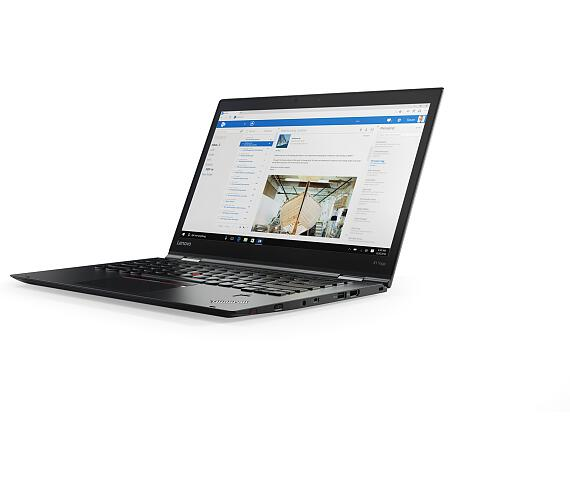 Lenovo Thinkpad X1 Yoga 3 14WQHD/i5-8250U/8G/256SSD/4G/W10P/černý (20LD002HMC)