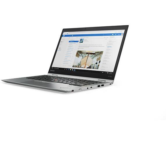 Lenovo Thinkpad X1 Yoga 3 14WQHD/i7-8550U/16G/1TSSD/4G/W10P/stříbrný (20LF000TMC)