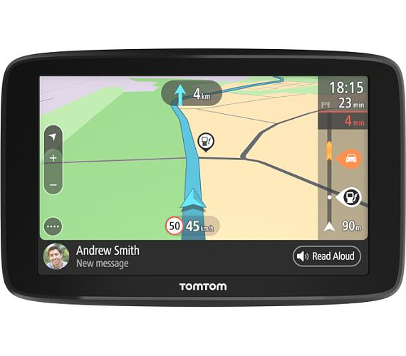 "Tomtom GO Basic 6"" Europe"