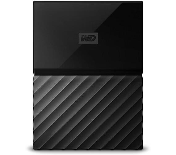 "Ext. HDD 2,5"" WD My Passport 2TB USB 3.0 černý (WDBS4B0020BBK-WESN)"
