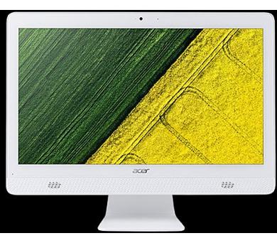 "Acer Aspire C20-720 ALL-IN-ONE 19,5"" LED HD+/ Intel Pentium J3710/4GB/1TB/Intel® HD Graphics/DVDRW/W10 Home (DQ.B6ZEC.001)"