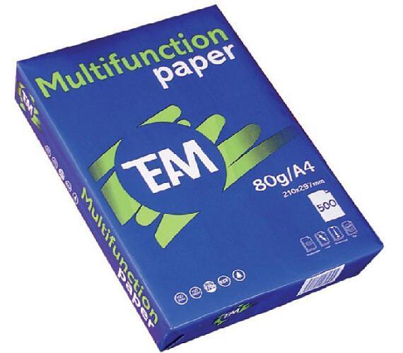 ! AKCE ! Kancelářský papír Team multifunction A4 80g bílý 500 listů (PAP000034)