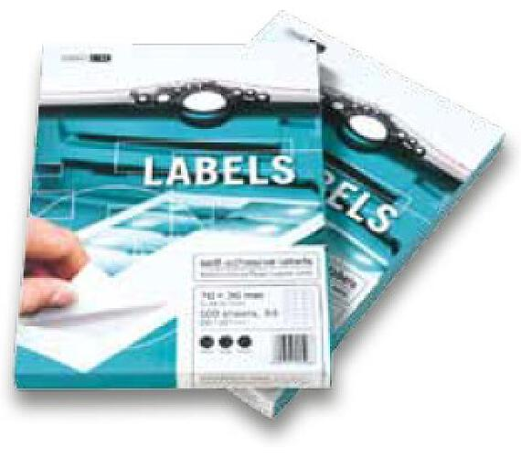 Samolepicí etikety 100 listů ( 21 etiket 70 x 42,3 mm) (EL/MF-21L70x42.3)