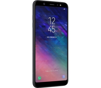 Samsung A605 Galaxy A6+ Black