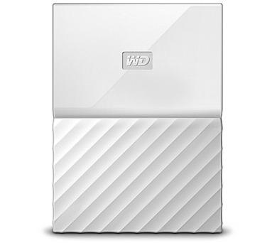 "Ext. HDD 2,5"" WD My Passport 2TB USB 3.0 bílý (WDBS4B0020BWT-WESN)"