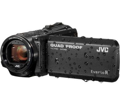 JVC GZ-R405B FULL HD + DOPRAVA ZDARMA