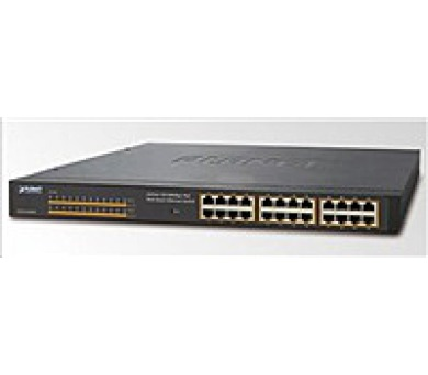Planet FNSW-2400PS PoE switch 24x 10/100Base-TX