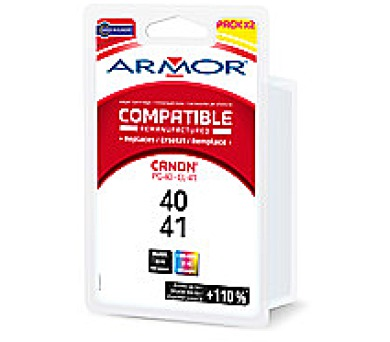 Armor multipack pro Canon (PG40+CL41) BCMY (B10282R1)