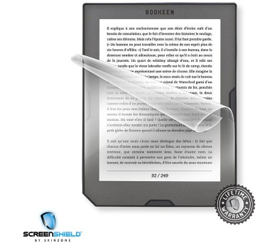 Screenshield BOOKEEN Cybook Muse HD folie na displej (BOO-CMUSHD-D)