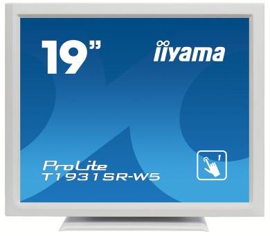 iiyama T1931SR-W5 - TN,SXGA,5ms,250cd/m2 + DOPRAVA ZDARMA