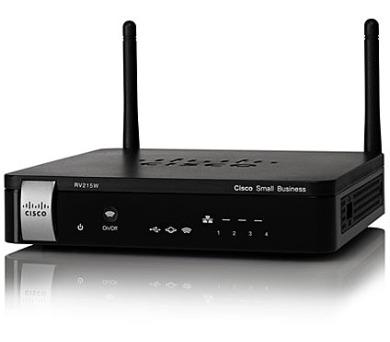 Cisco RV215W Wireless-N VPN Router (RV215W-E-K9-G5) + DOPRAVA ZDARMA