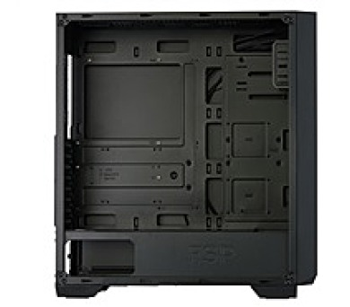 Fortron skříň Midi Tower CMT330 Black