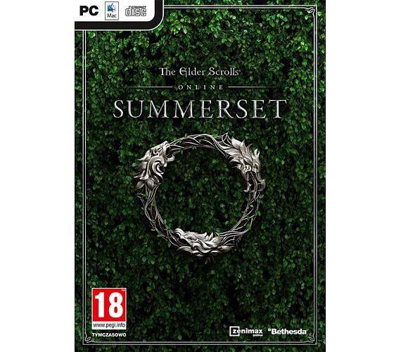 PC - The Elder Scrolls Online Summerset + DOPRAVA ZDARMA